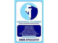 Universal plumber and joiner