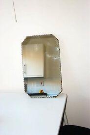 Wall Mirror c1920's