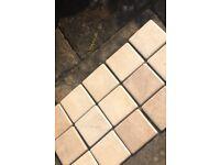 Rustic wall tiles (Topps Tiles)