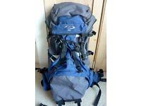 Back Pack - Contoured, 65L, Trekking, Camping etc
