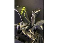 Cobra full set of golf clubs including bag