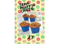 Jean Muffin cases