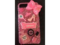 Customised iPhone 7 Plus Beauty Queen case