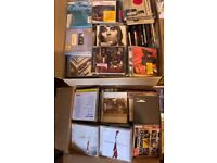 LARGE JOB LOT OF CD'S WELL OVER 150 (PROBABLY A LOT MORE) INDIE, ROCK, POP ETC