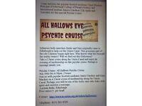 Psychic cruise - Halloween Cruise