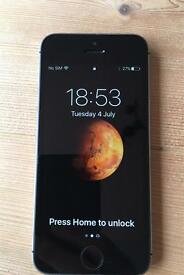 iPhone 5s, 32gb unlocked