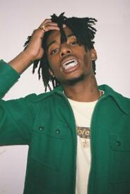 PLAYBOI CARTI TICKET @GLASGOW GARAGE