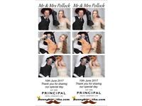 Photobooth hire great fun great prices weddings party's etc photo booth edinburgh