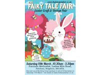 The Fairy Tale Fair – Easter Craft Fair at Patcham