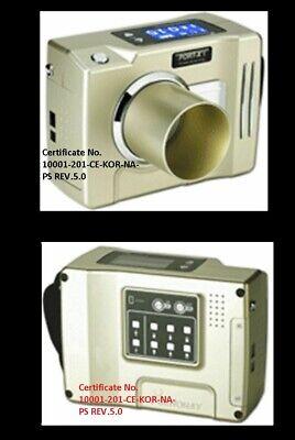 Genoray Zen Px2 Handheld Portable X-ray Machine Unit Machinecalifornia-usa-fda