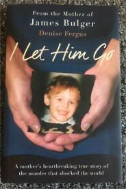 Hardback Book. True Story. Heartbreaking story of little James Bulger told by his mother.