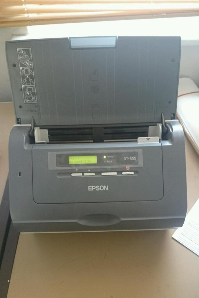 software epson gt s55