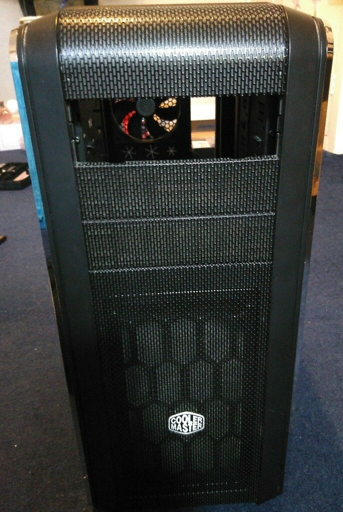 Cooler Master CM690 III Black Window Edition Mid Tower PC Case