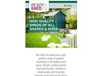 Quality garden sheds and Summerhouses