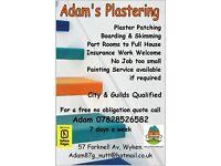 Adams Plastering