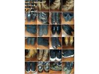Shoes, boots, trainers