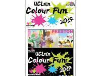 Preston Colour Fun Run Sat 6th May