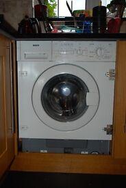 Bosch integrated washing machine £40.