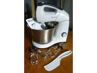 Breville Digital Twin Motor Hand & Stand Food Mixer