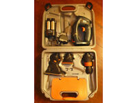 Black and Decker VP2000 Set