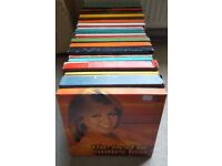 JOB LOT VARIOUS ARTIST VINYL RECORDS LP'S 28x BOX SETS & 171 RECORDS