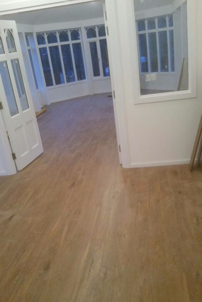 Laminate Flooring Fitters With Over 20 Years Experience Fully