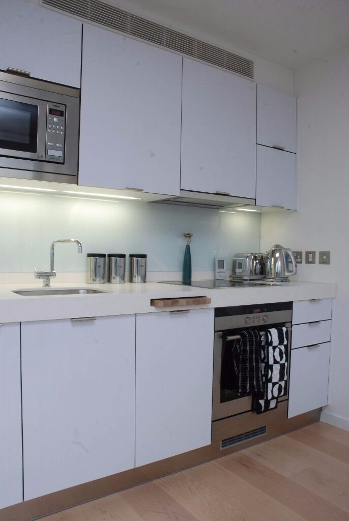 STUNNING STUDIO, 11TH FLR FURNISHED, GYM IN Ontario Tower 4 Fairmont Avenue London, Canary Wharf E14