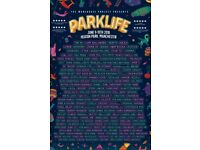 Weekend Parklife Ticket