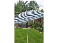 Parasol (tilting) for garden or beach (new)