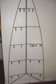 Ikea metal shelf ends adjustable wall fixed inc brackets but not shelves £10 ono