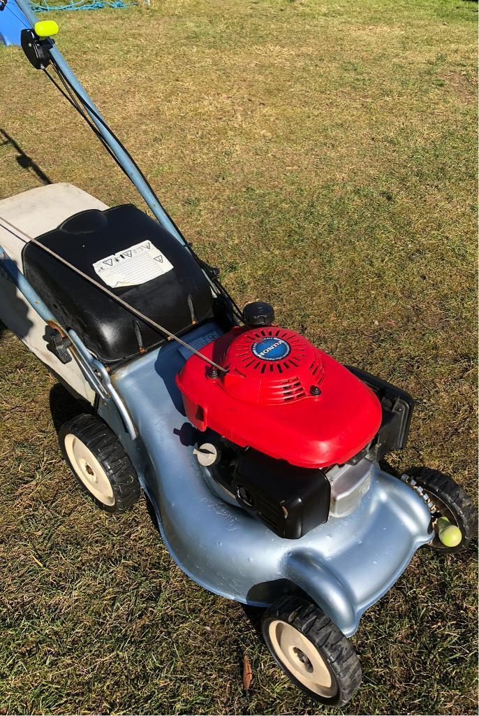 propelled lawn honda self mower uk picclick