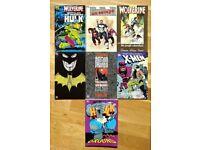 Marvel & DC Graphic Novels