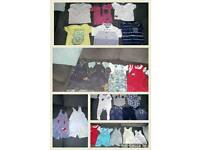 Bundle of 26 boys 0-3 month items of clothing