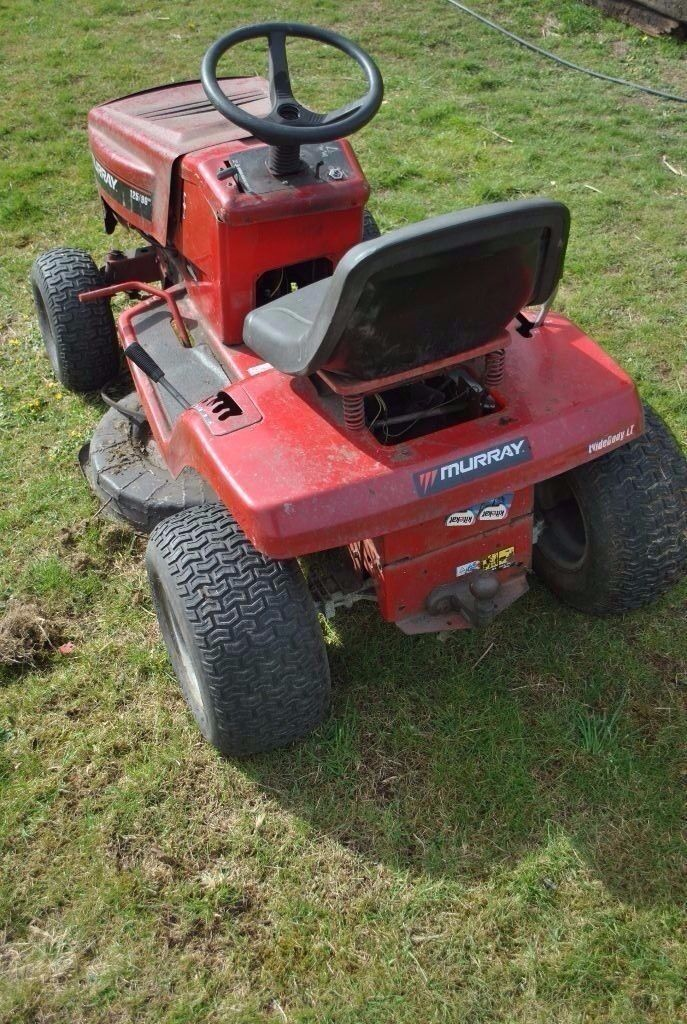 Murray 125 96 Ride On Mower For Parts Spares Repair In