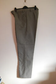 53a5e6dfb3e9be M&S Marks and Spencers Men's brown cords 34 inch waist 33 inch ...