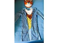Boys Fantastic Mr Fox costume