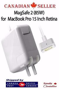 85W Magsafe2 Power Adapter MacBook Pro 15 17Retina Display A1425 A1398 A1424 ( From Mid 2012 & After)FOR ONLY $34.99
