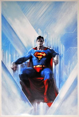 Action Comics #1000 Variant BULLETPROOF Exclusive Gabriele Dell'Otto Print