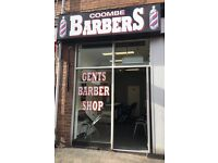 LEASE FOR SALE ( barber shop)