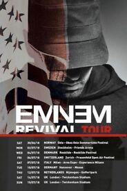 1x Eminem ticket