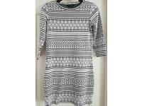 Dorothy Perkins azatec dress size 8