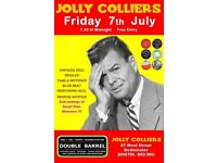 FRIDAY 7th JULY - 60s 70s SOUL / REGGAE / MOTOWN / BLUE BEAT with DOUBLE BARREL – BEDMINSTER