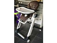 Mamas And Pappas siesta highchair