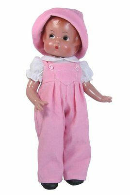 """12"""" Overall Outfit for Patsy Dolls"""