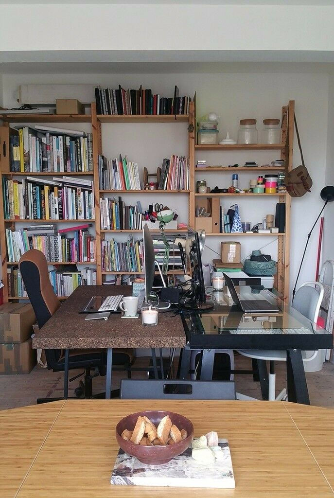 Bright Creative Office Space / All Bills Included / Hackney / East London / Designers / Artists