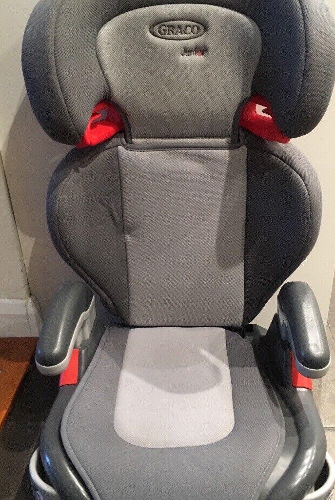 Car seat / booster graco junior