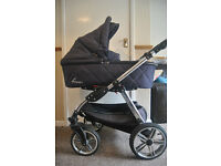 Bexa travel system 3in1 (two ways orientated)