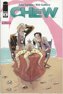 Image Comics Chew Vol 1  2009 Series    6 Vf Nm 9 0 First Print