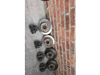bmw f20 125D complete brake set