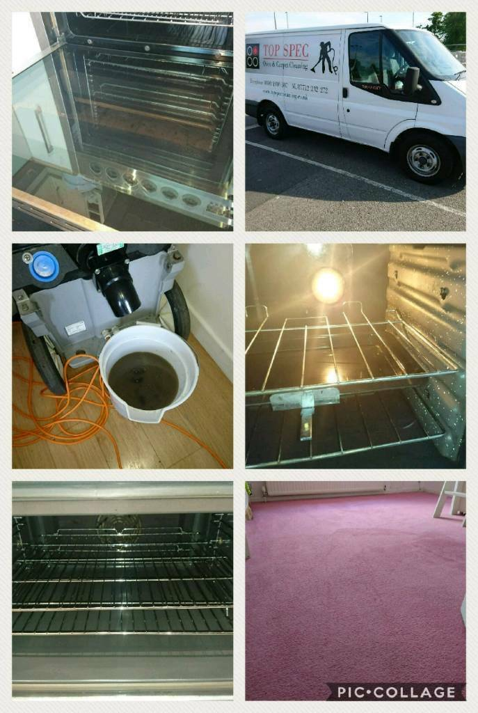 Topspec Oven and carpet cleaning